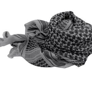 100% Cotton Arabic Scarf Thick Muslim Hija…